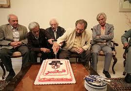 منوچهر اسماعیلی، مسعود کیمیایی، جمشید مشایخی، عباس شباویز و مازیار پرتو