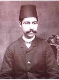 میرزا آقاخان کرمانی
